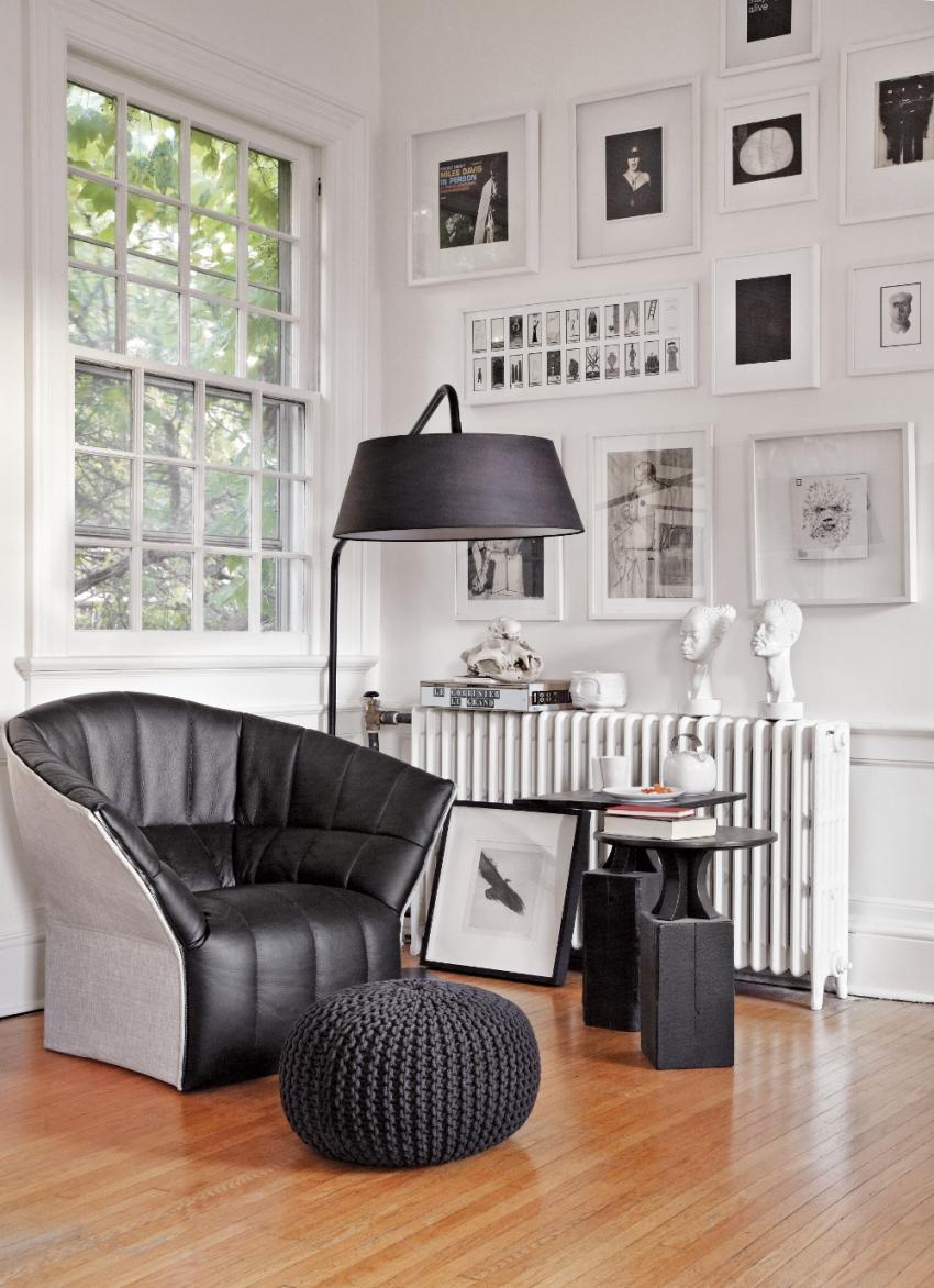 Главными собенностями стиля минимализм считаются простота и незамысловатость интерьера