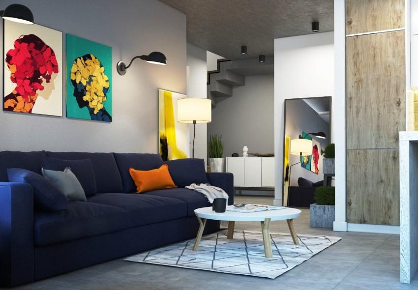 Основная функция современного интерьера – создание функционального и интересного пространства, комфортного для жизни