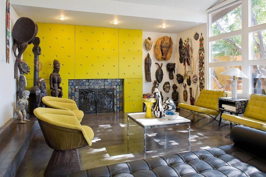 Обстановка в доме должна быть комфортной, выбранные цвета не должны раздражать, а мебель не мешать передвижению