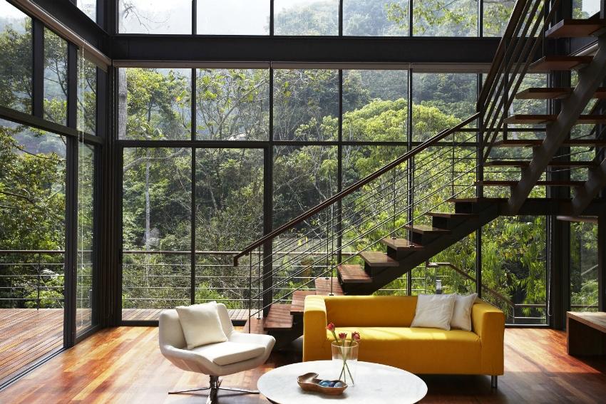 Подчеркнуть индивидуальность хозяев дома и создать непревзойденный интерьер помогут некоторые дизайнерские приемы