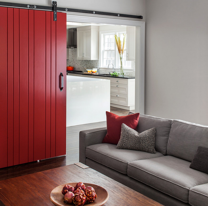Габариты межкомнатных дверей могут быть стандартными и нестандартными