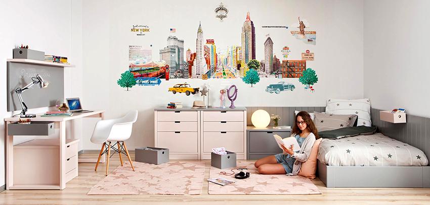 Кровать для девочки подросткового возраста необходимо выбирать, отталкиваясь от ее предпочтений