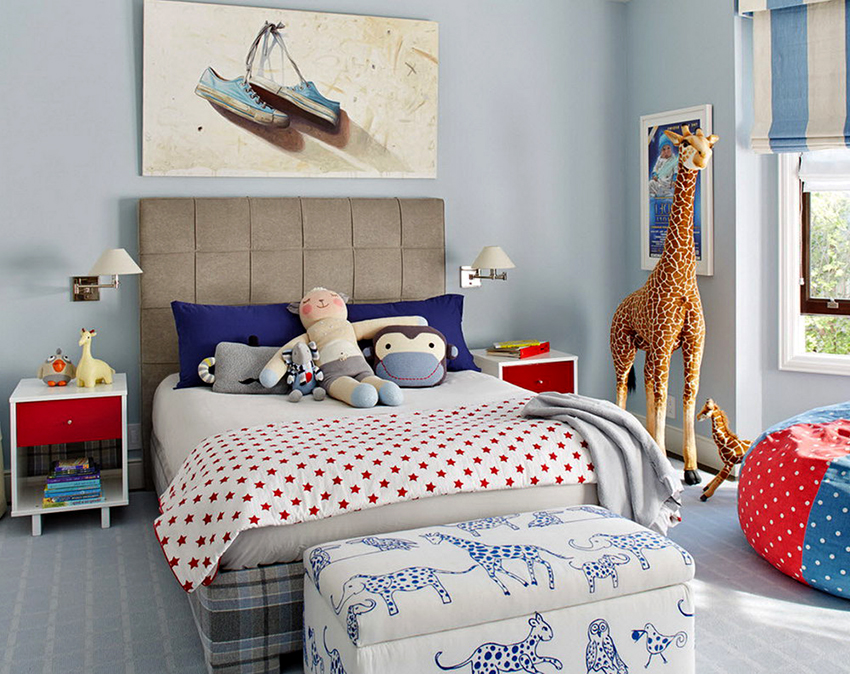 Длина кроватки для девочек от 5 до 7 лет должна быть 130-170 см