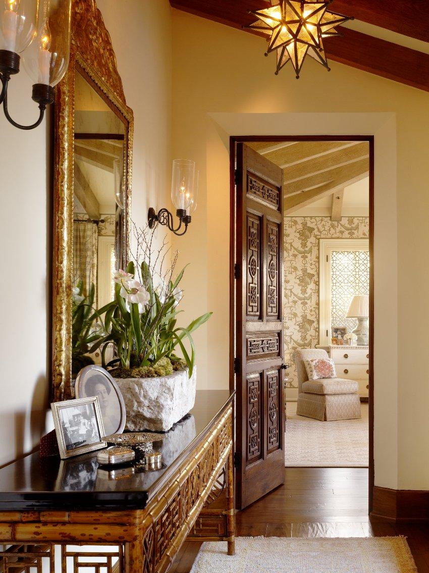 Межкомнатные двери обязательно должны соответствовать концепции интерьера помещения