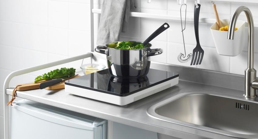 Настольная индукционная плита: обзор лучших моделей мировых производителей