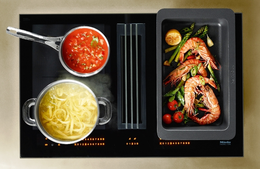 Толщина днища посуды для индукционной плиты должна быть не менее 3-6 мм