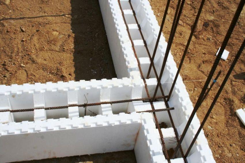 Проект дома из несъемной опалубки изготавливается заранее