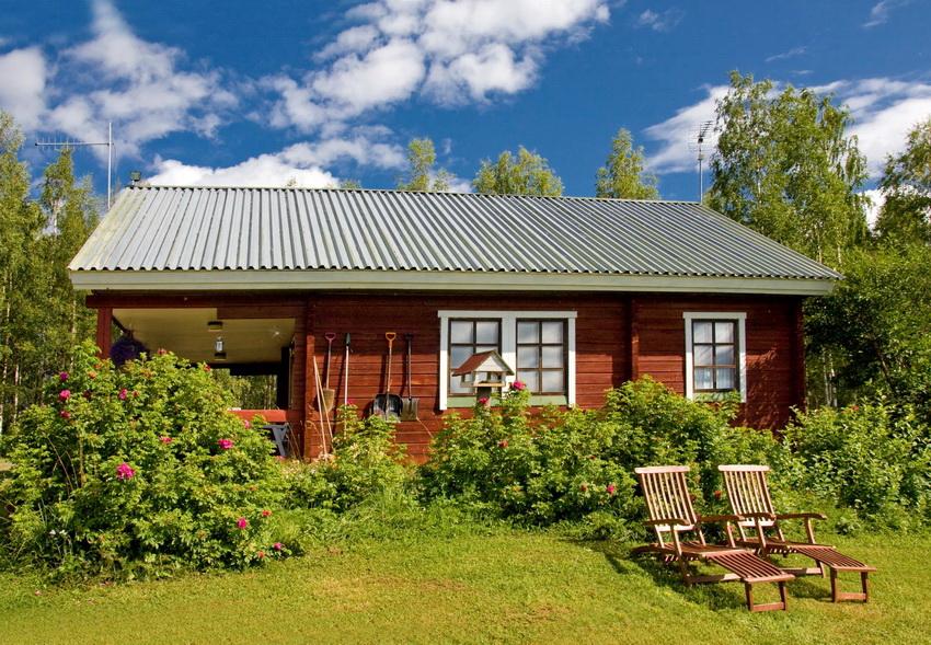 Финский дом может быть различной площади и планировки - все зависит от вкусов владельца