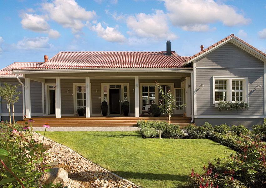 Существуют определенные стандарты, которым должен соответствовать дом, построенный по финской технологии