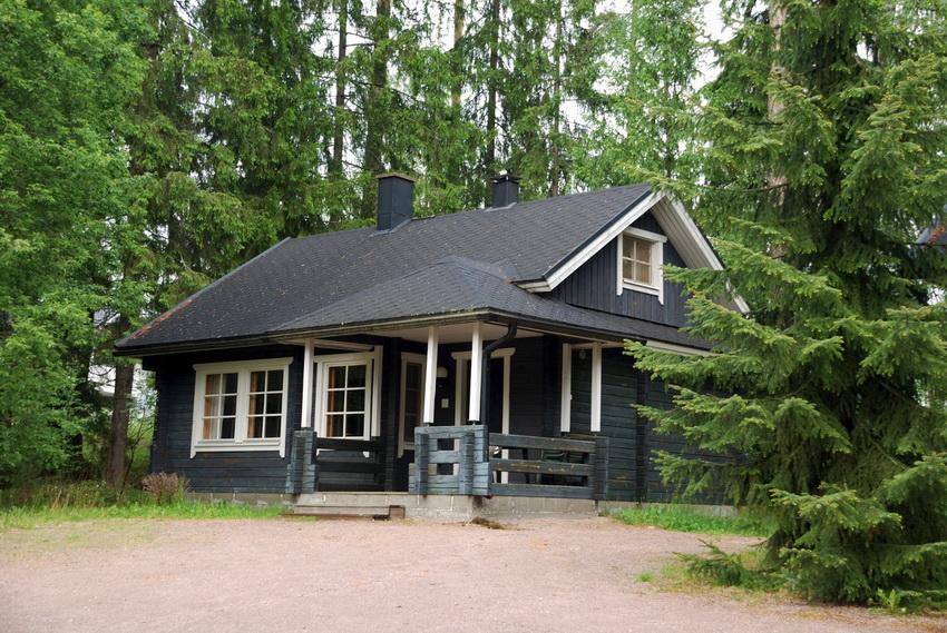 Сборный каркасный финский дом - неплохой вариант, если бюджет ограничен
