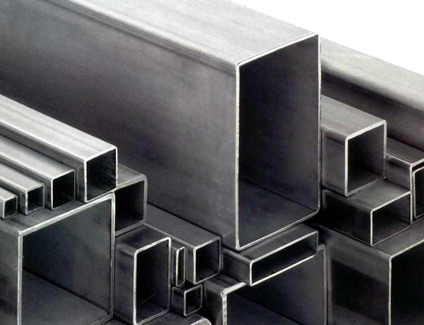 Профиль для общего применения выпускается с толщиной стенок в пределах 1,5-5 мм