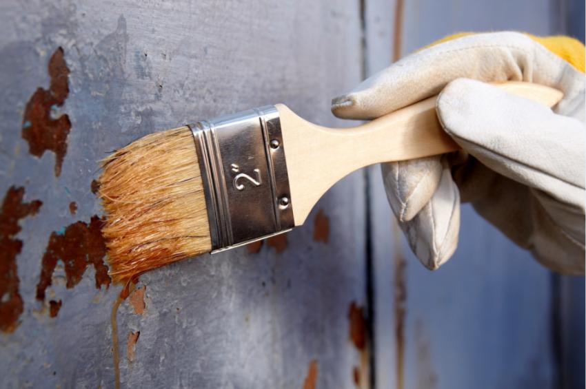 Вначале нужно подготовить соответствующие материалы и инструменты, которые позволят самостоятельно выполнить реставрацию полотна