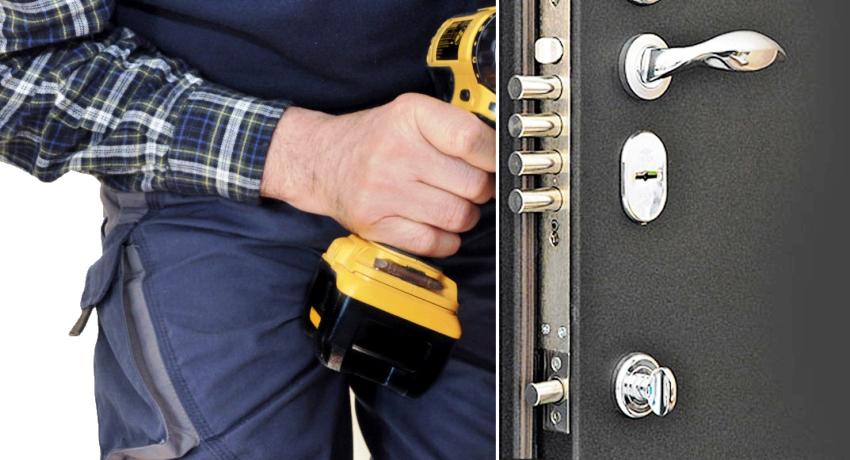 Проблемы с металлической дверной коробкой чаще всего возникают из-за неверного монтажа