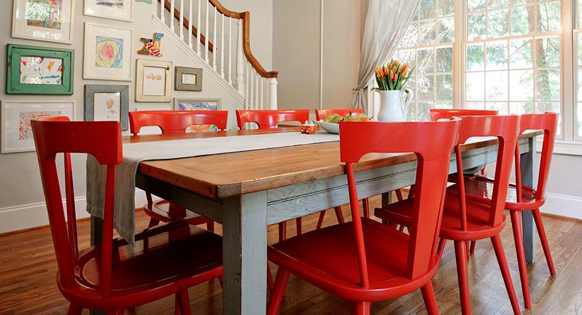 Стол обеденный для кухни: роль в интерьере и критерии удачного выбора