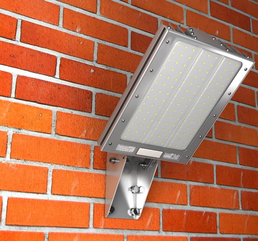Светодиодные уличного освещения замена днат