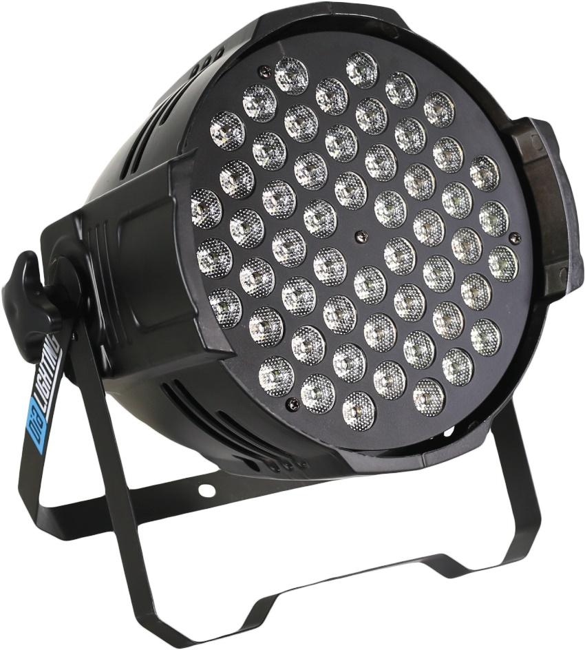 Светодиодный прожектор LED PAR 36 относится к категории профессиональных светильников