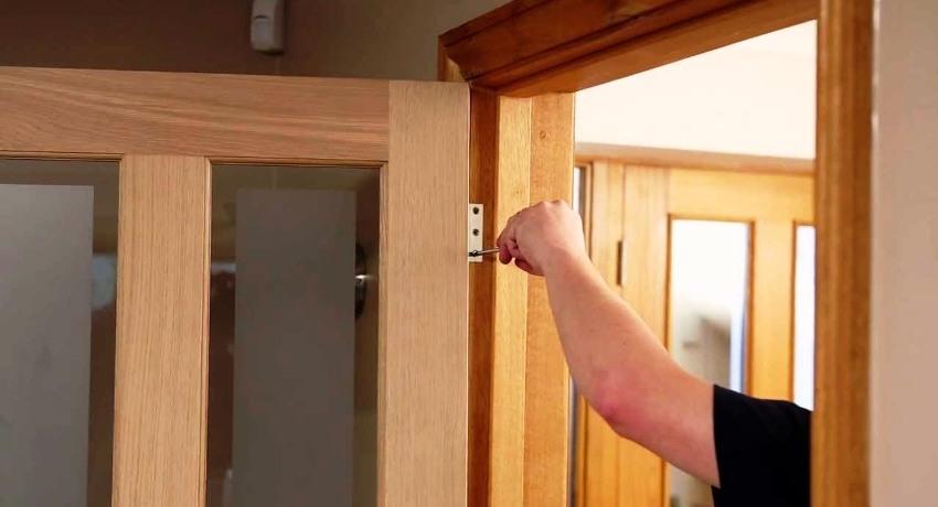 Ширина отечественных конструкций дверей находится в диапазоне от 60 до 90 см