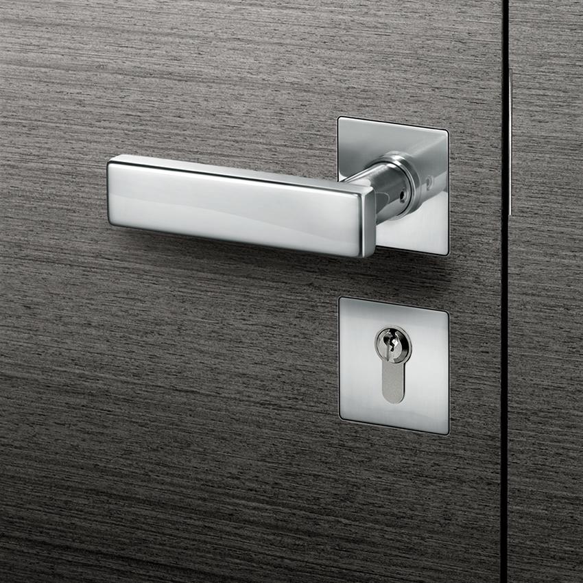 Ручки должны быть качественными и соответствовать дизайну двери и помещения
