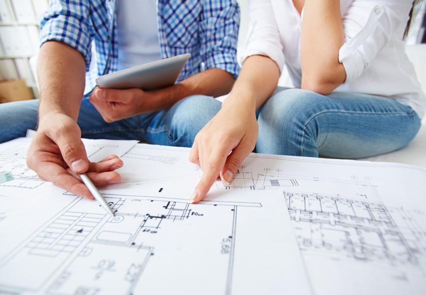 Чертежи электрообеспечения, систем водопровода, канализации, вентиляции и отопления изготавливаются на инженерном этапе