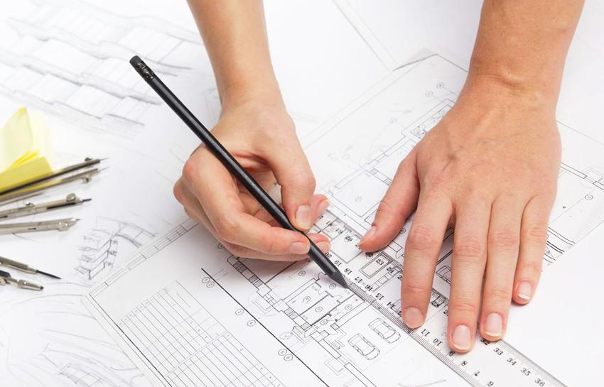 Руководствуясь проектом, можно организовать строительный процесс, установить последовательность работ и определить финансовые затраты