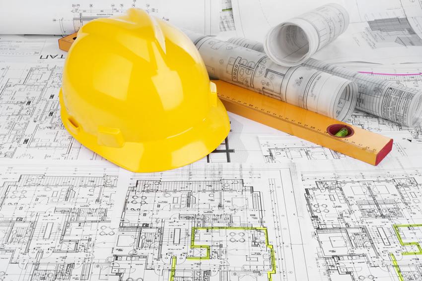 Основными частями проекта дома являются архитектурно-строительная и инженерно-конструкторская