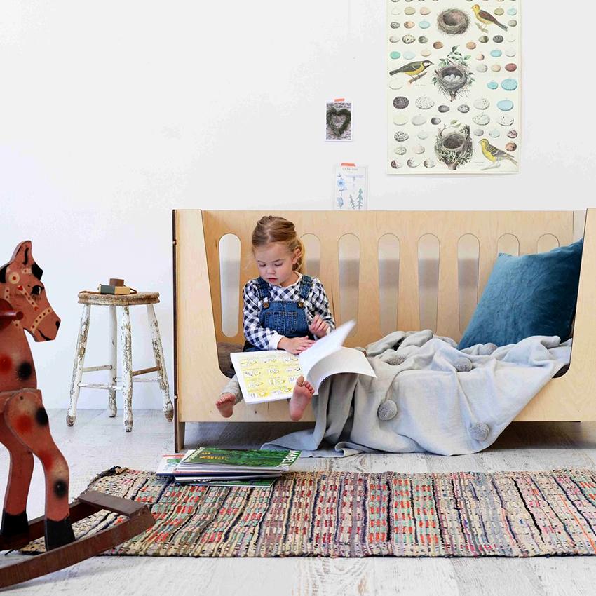 Для каждого типа детской кровати есть свои стандартные размеры