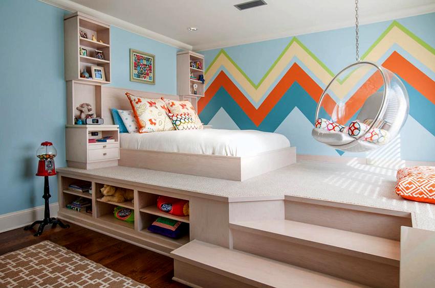 Проще всего изготовить классическую односпальную кровать