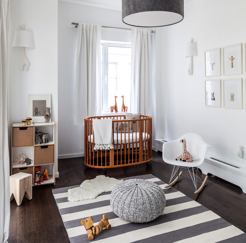 На сегодняшний день самой популярной является круглая кровать, которая по мере взросления ребенка трансформируется в овальную