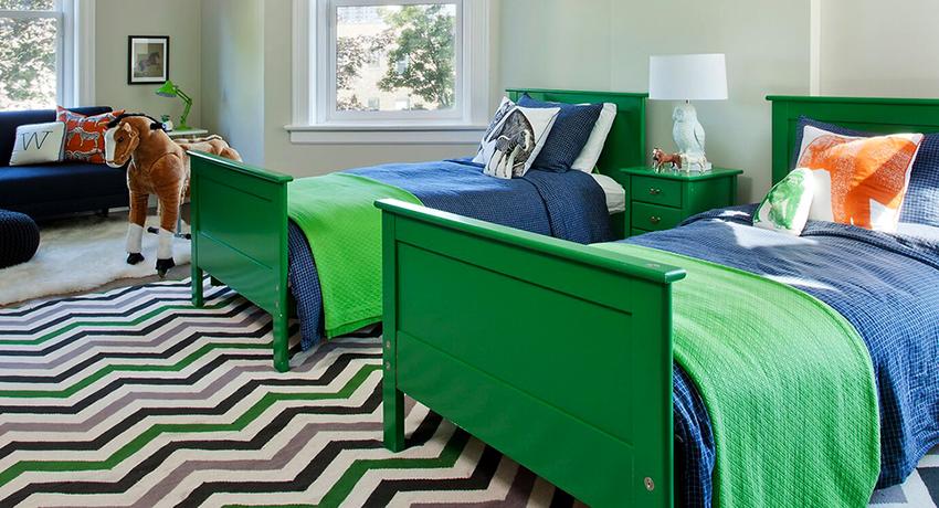Детские кровати: фото всевозможных конструкций
