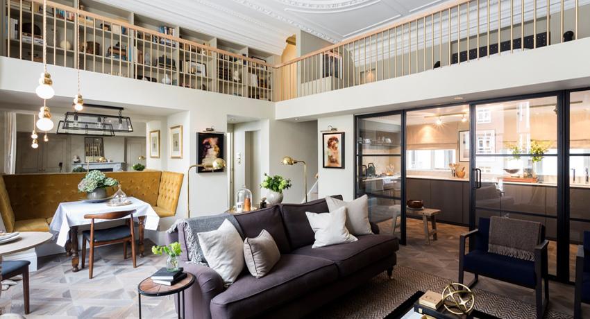 Дизайн дома внутри: вдохновляющие примеры непревзойденных интерьеров