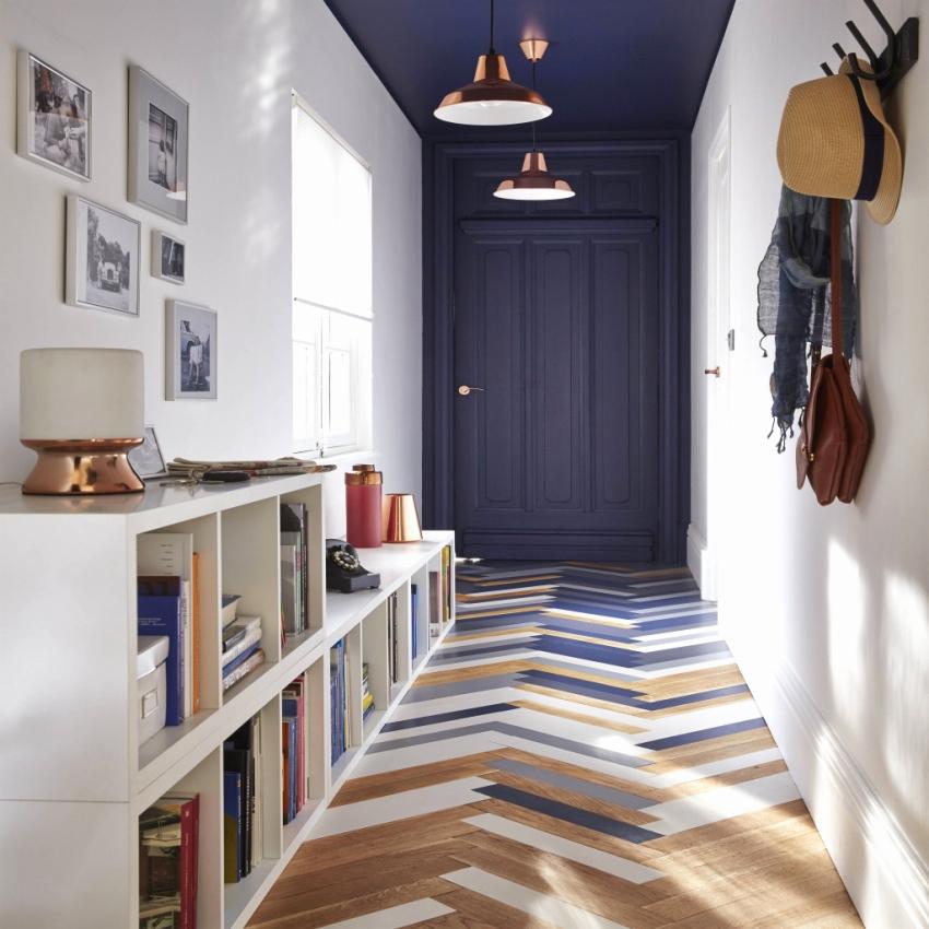 Оформление прихожей создает общее впечатление о концепции всего интерьера жилища