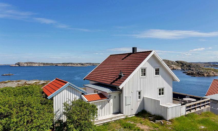 Скандинавские дома из бруса эстетичные, долговечные и экологичные