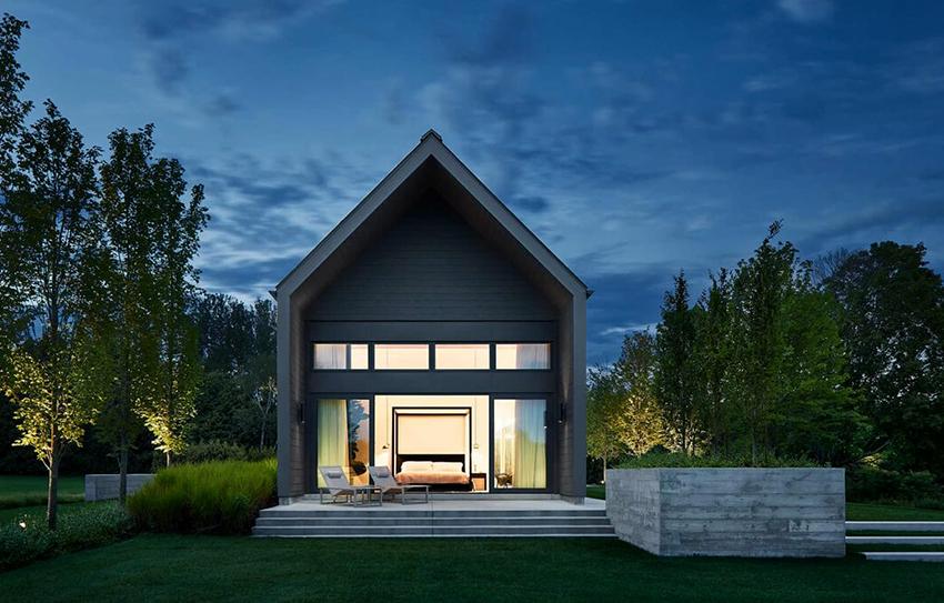 Для строительства домов применяются только высококачественные материалы