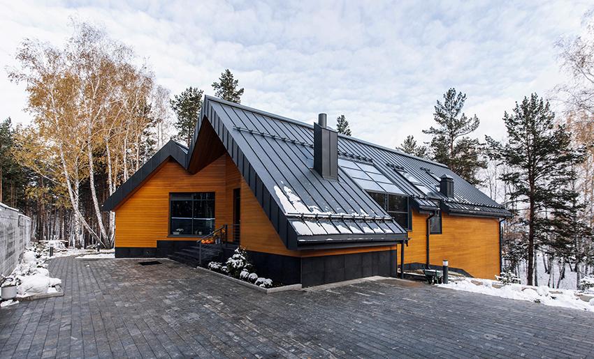 Цена строительства скандинавского дома под ключ будет составлять на 20-25% больше