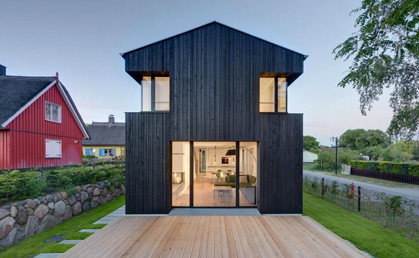 О домах в скандинавском стиле есть много отзывов, которые преимущественно хорошие
