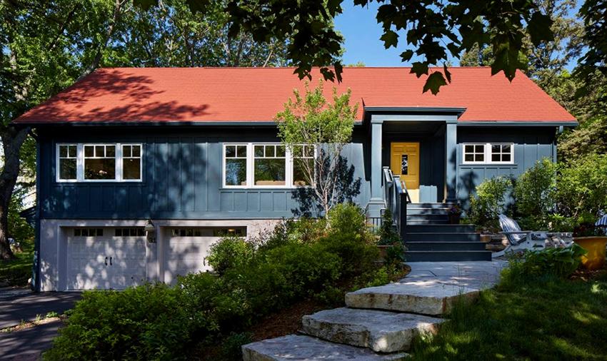 Строительство небольшого дома в скандинавском стиле будет стоить от 3,5 млн. рублей
