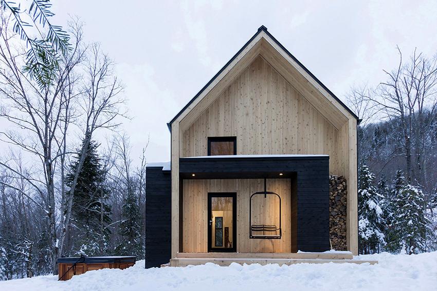 Содержать одноэтажный скандинавский дом финансово выгодно