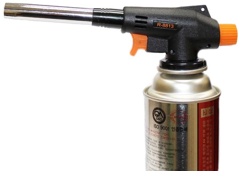 Газовая горелка нужна для выполнения тех работ для которых требуется использование высокой температуры