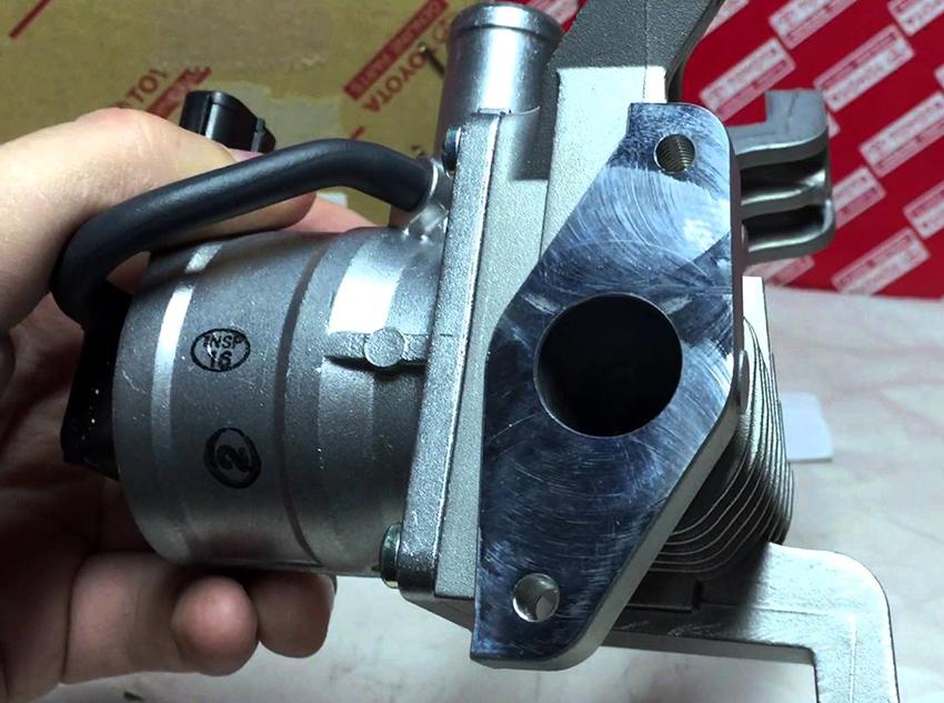 Каждая горелка на отработке должна быть оснащена клапаном подачи воздуха