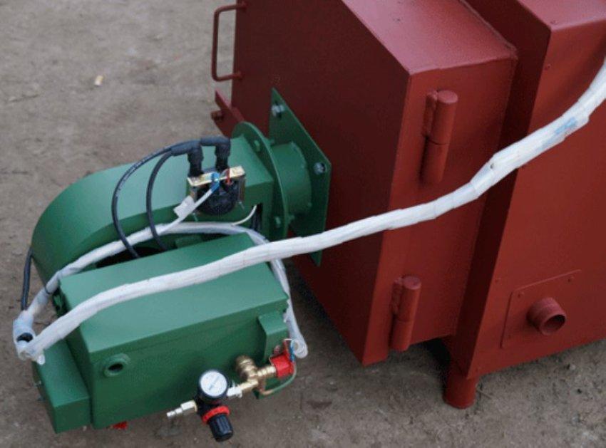 Мощный котел Ставпечь STV1 характеризуется высоким КПД