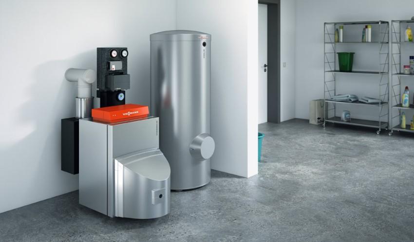Котел на отработанном масле должен располагаться в нежилом помещении с хорошей вентиляционной системой