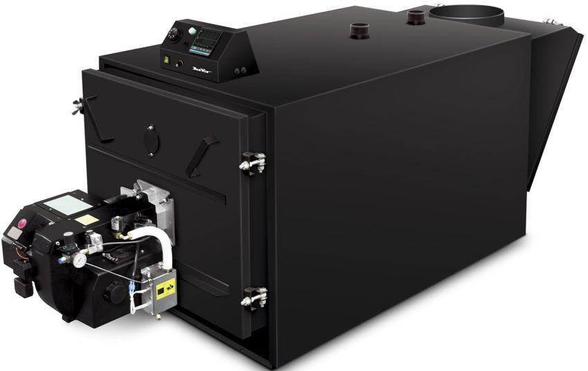 Корпус котла Danvex B-60 выполнен из качественной жаропрочной стали с теплоизоляционным покрытием