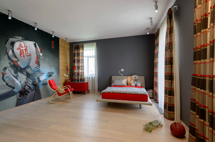 Спальное место должно быть ортопедическим, а кровать изготовлена из качественного материала