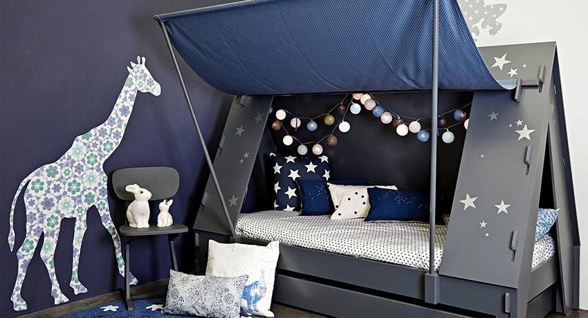 Кровать для мальчика: как выбрать идеальное спальное место для будущего мужчины