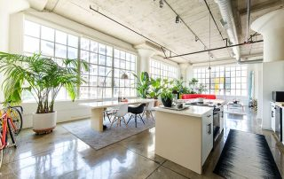 Кухня в стиле лофт: идеи для создания индустриальной лаконичности в интерьере