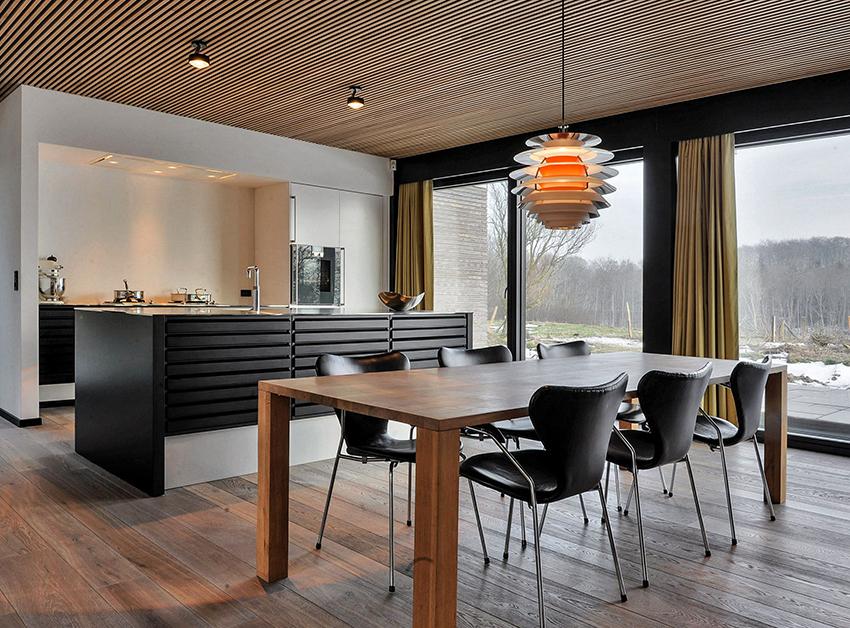 Стол и стулья для кухни должны быть не только красивыми, но и удобными
