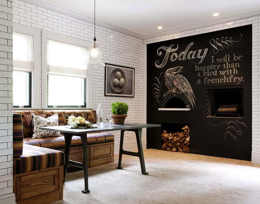 Кухонный уголок – многофункциональный, а также позволяет сэкономить место