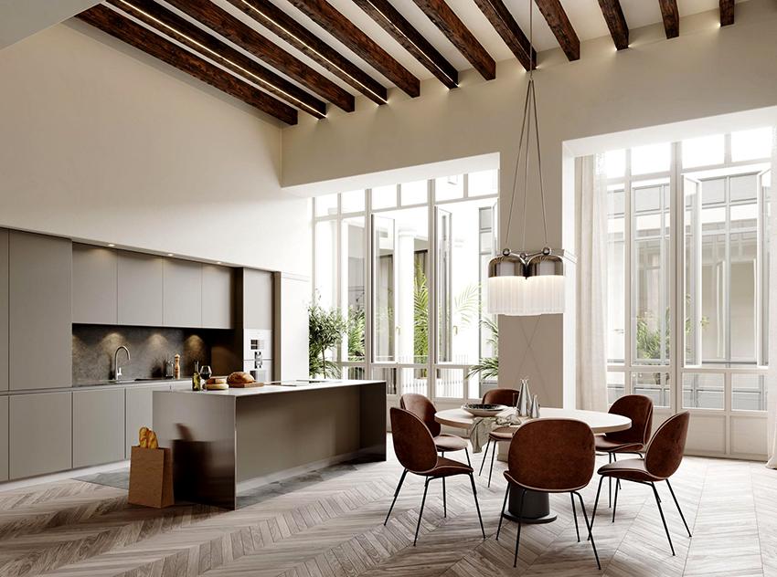 Мебель из МДФ почти ничем не уступает деревянной, но при этом стоит намного дешевле