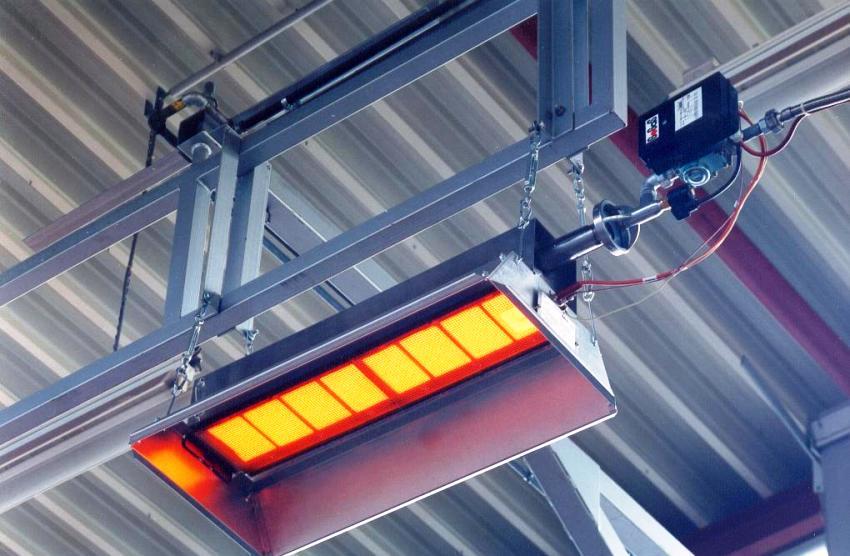 Самым экономным вариантом для отопления гаража является приобретение инфракрасного устройства