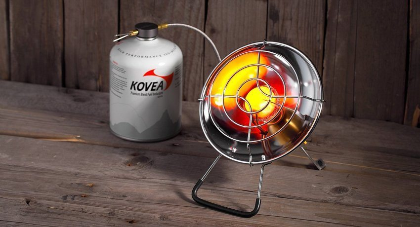 Установка в гараже газового нагревателя является более целесообразным решением с точки зрения финансовых расходов